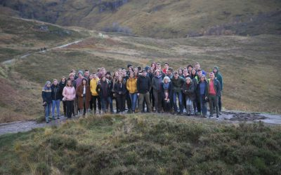 Popotniški krožek ponovno v akciji, tokrat izlet na Škotsko – Edinburg