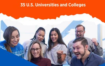 Virtualni sejem ameriških univerz in kolidžev