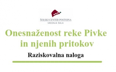 Nagrajenki natečaja Krkine nagrade